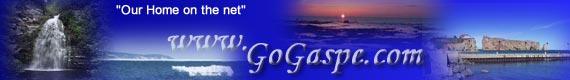 Visit GoGaspe.com, a site about Gaspe, Quebec