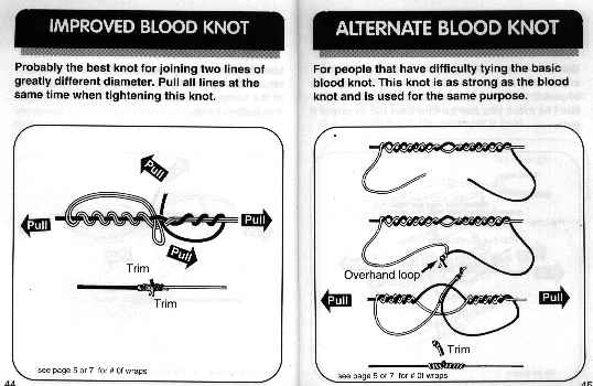 diagrams of the stages of swallow diagrams of fishing knots fishing knots diagrams #4